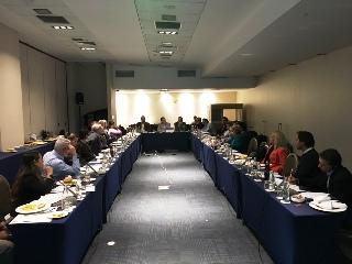 Grupos de Trabajo de SAA se reúnen en Chile