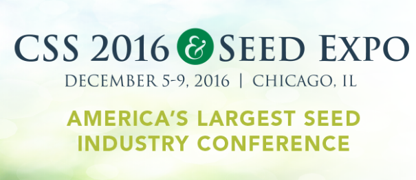 CSS 2016 & Seed Expo
