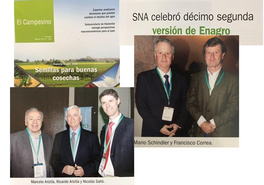 ANPROS en Revista El Campesino de la SNA