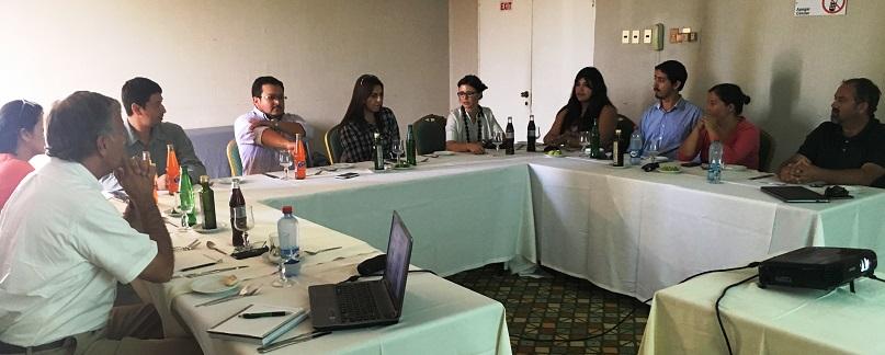 Presidente de ANPROS se reúne con Comité Arica-Parinacota
