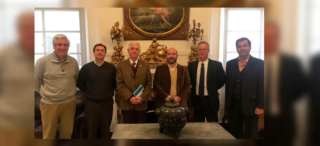 Nuevo Directorio de ANPROS se reúne con Presidente de la SNA