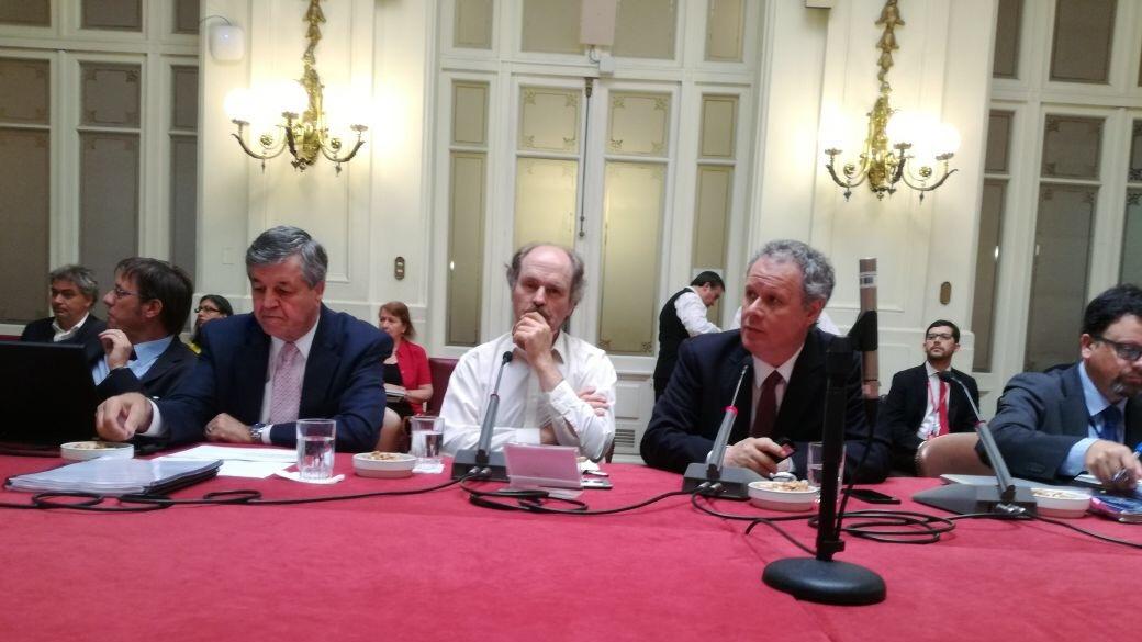 ANPROS abre ciclo de presentaciones en el Senado por propuesta de Reforma al Código de Aguas