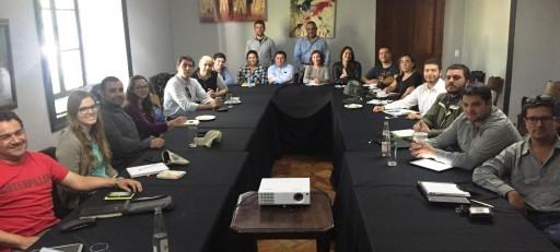 Taller de Estaciones Meteorológicas: activa participación de agrónomos de terreno de empresas socias