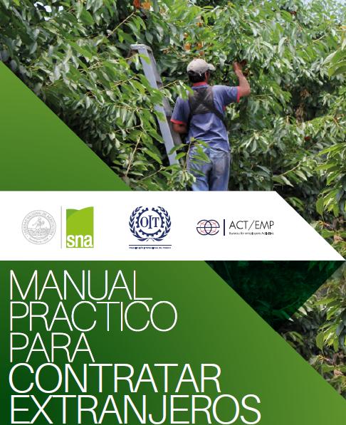ANPROS informa del Manual para Contratar Trabajadores Extranjeros, realizado por la SNA y OIT