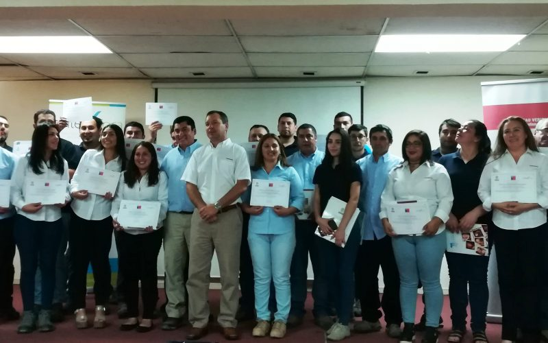 196 cupos ofrece Programa 2018 Certificación Competencias Laborales para empresas socias
