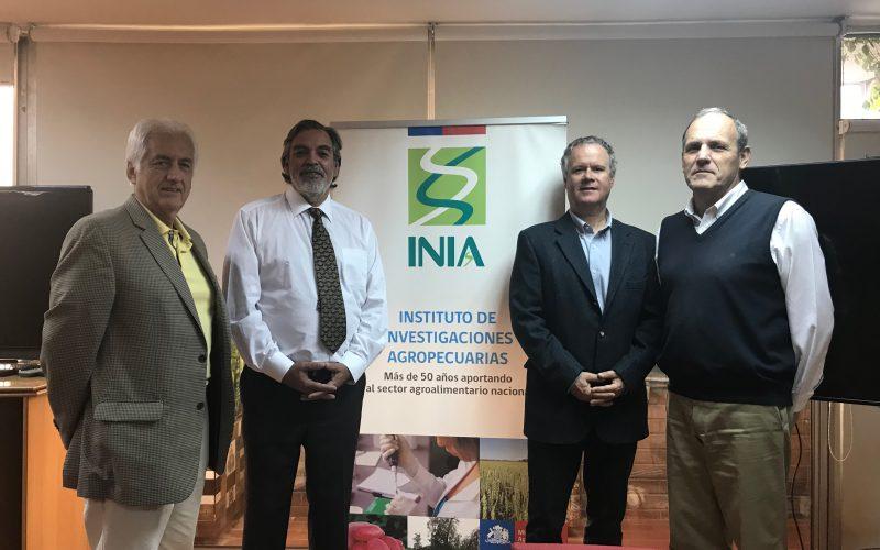 ANPROS se reúne con nuevo Director Nacional de INIA