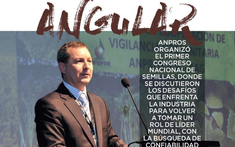 """La Piedra Angular"": Mundoagro destaca 1er Congreso Nacional de Semillas realizado por ANPROS."