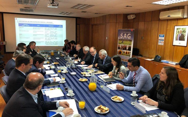 ANPROS participa en Comisión Asesora para la Agilización de Normativas presidida por el Ministro de Agricultura