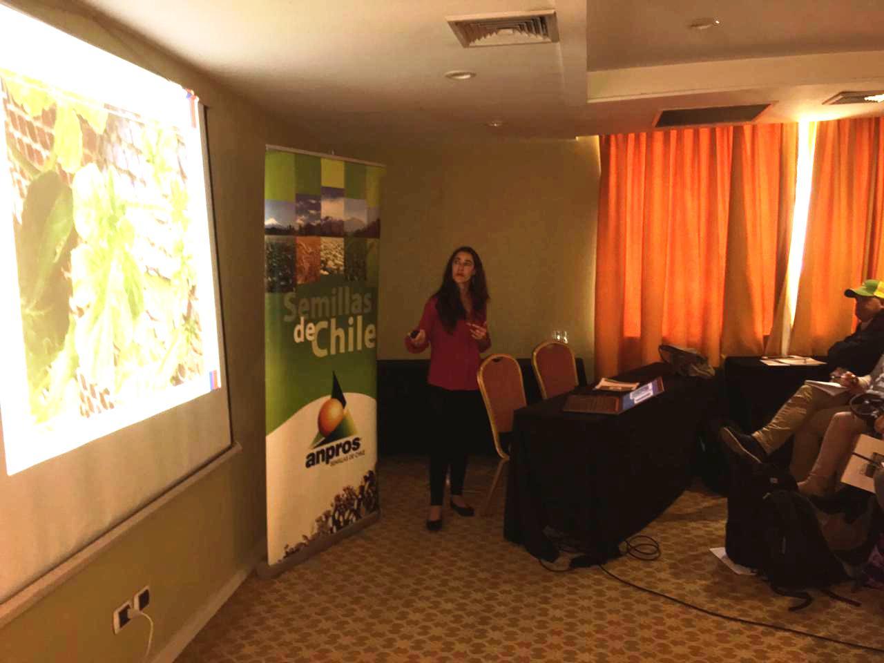 """Interesante taller: """"Acuerdo de Cooperación de Vigilancia Fitosanitaria"""" ANPROS -SAG"""