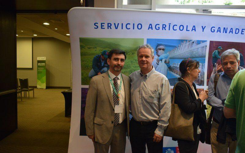 ANPROS expone en reunión técnica de UPOV realizada en Chile