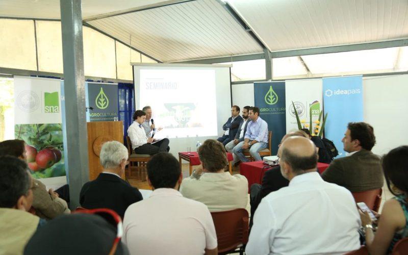 """En presencia del ministro de Agricultura, SNA realizó el congreso """"Renovando la Agrocultura"""""""