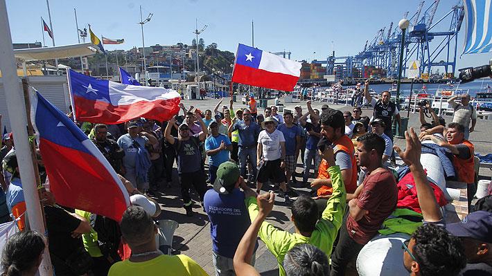 SAG Y ADUANAS ADHIEREN A CONVOCATORIA A PARO NACIONAL DE ANEF Y MESA DEL SECTOR PÚBLICO