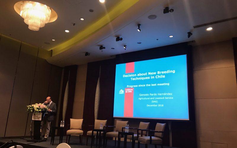 SAG, invitado por ANPROS e ISF,  participa en importante taller sobre nuevas técnicas de fitomejoramiento en Beijing
