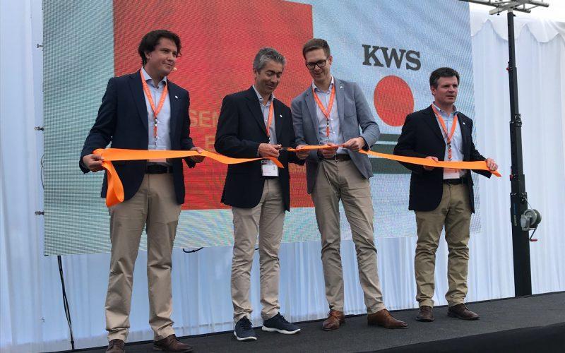 Gran Inauguración Estación Experimental de Maíz de KWS en Longaví