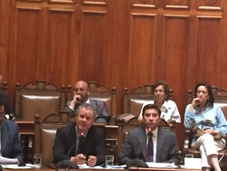 Destacada participación de ANPROS en Seminario del Senado sobre Proyectos de Ley que Regulan la actividad apícola