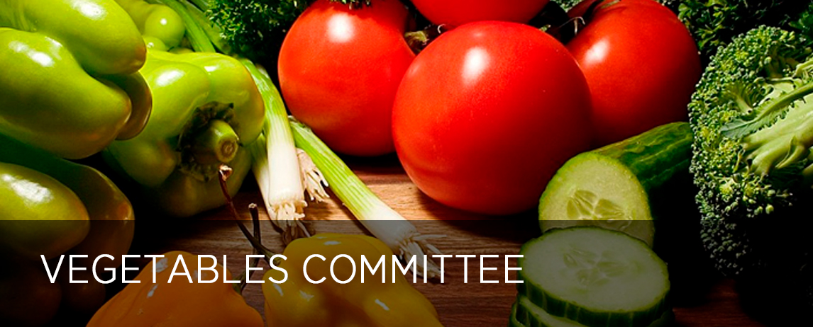 VEGETABLES COMMITTEE
