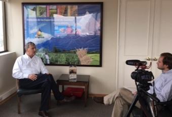 Presidente de ANPROS denuncia en medios graves consecuencias del paro de la ANEF