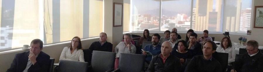 Excellence Through Stewardship: Reunión con empresas chilenas en ANPROS
