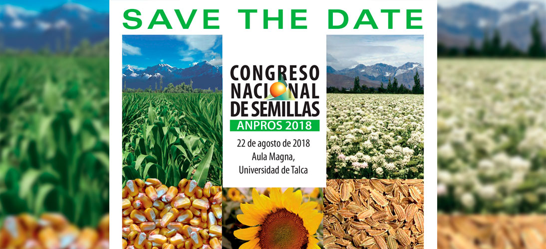 Save The Date del Congreso Nacional de Semillas