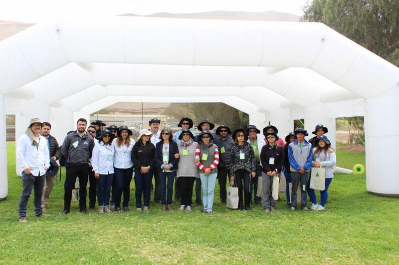 Exitoso Día de campo: «Puertas Abiertas ANPROS» en Arica