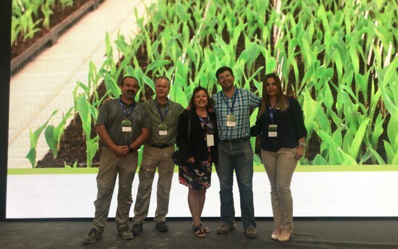 Inauguración en el Centro de Investigación de Cultivos de Syngenta en Arica