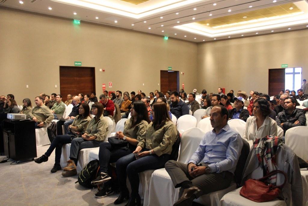 Con éxito se realizó Seminario «Tecnologías sustentables para cultivos de zonas Áridas»