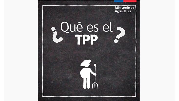 Minagri apoya TPP11