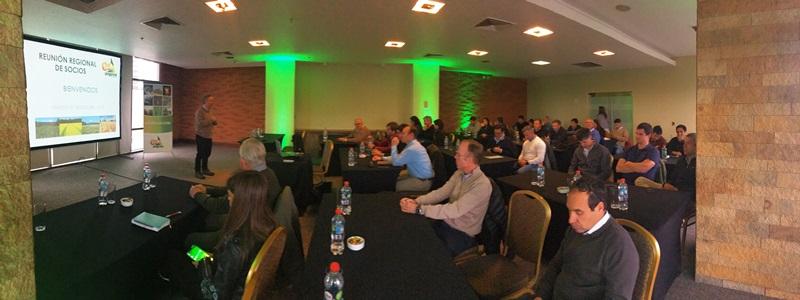 Alta participación de socios en Reunión Regional de Temuco