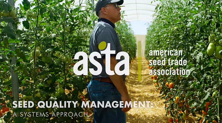 VIDEO Seed Quality Management: A Systems Approach