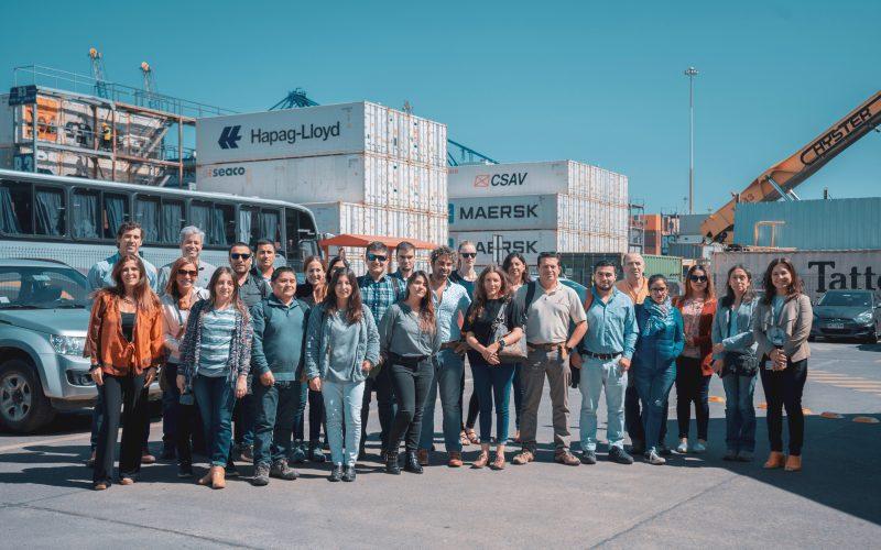 ANPROS realiza Taller de Comercio Exterior para sus socios en conjunto con Aduanas Talcahuano