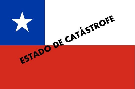 Presidente Piñera decreta estado de catástrofe por 90 días a raíz de COVID-19