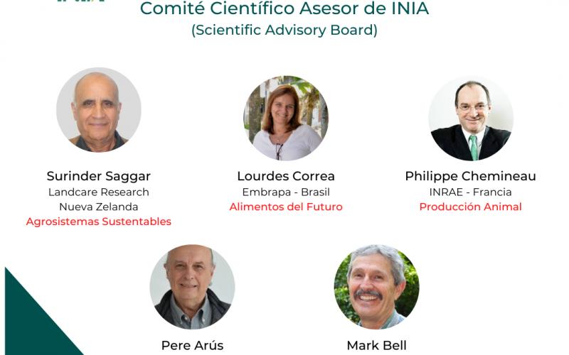 INIA constituye primer Comité Científico Asesor  integrado por destacados investigadores internacionales